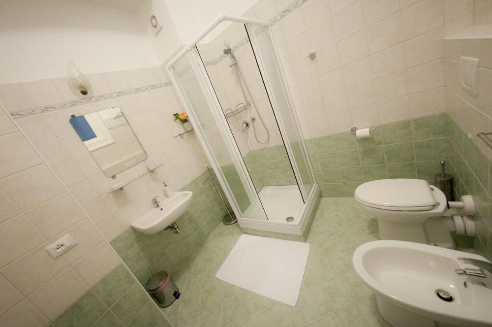I bagni | Domus Liberta - Casa Vacanze a Trieste